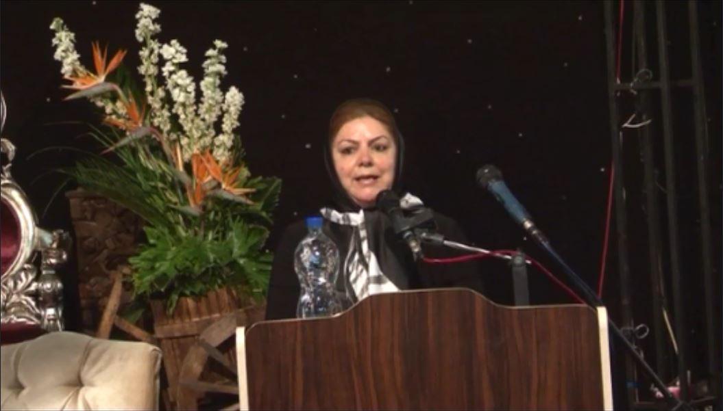 شعبه آمل انجمن سرطان  سرکار خانم مجتبایی