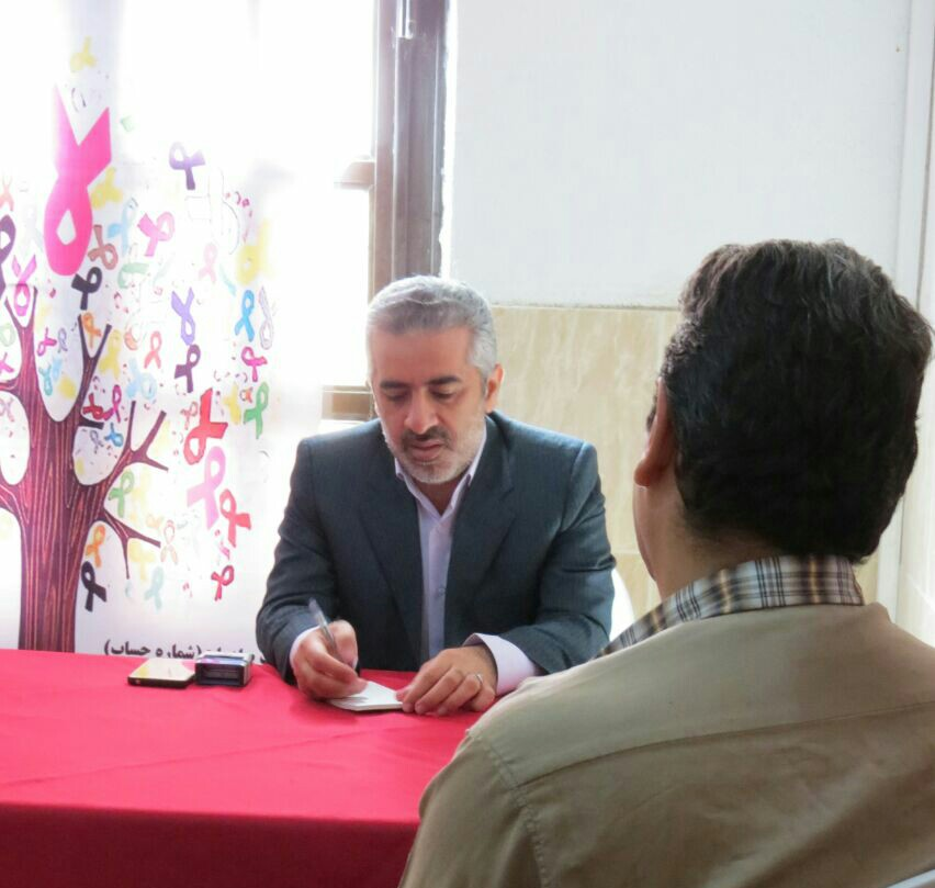 دکتر علیرضا سفیدچیان _کمپین مشاوره پزشکی رایگان