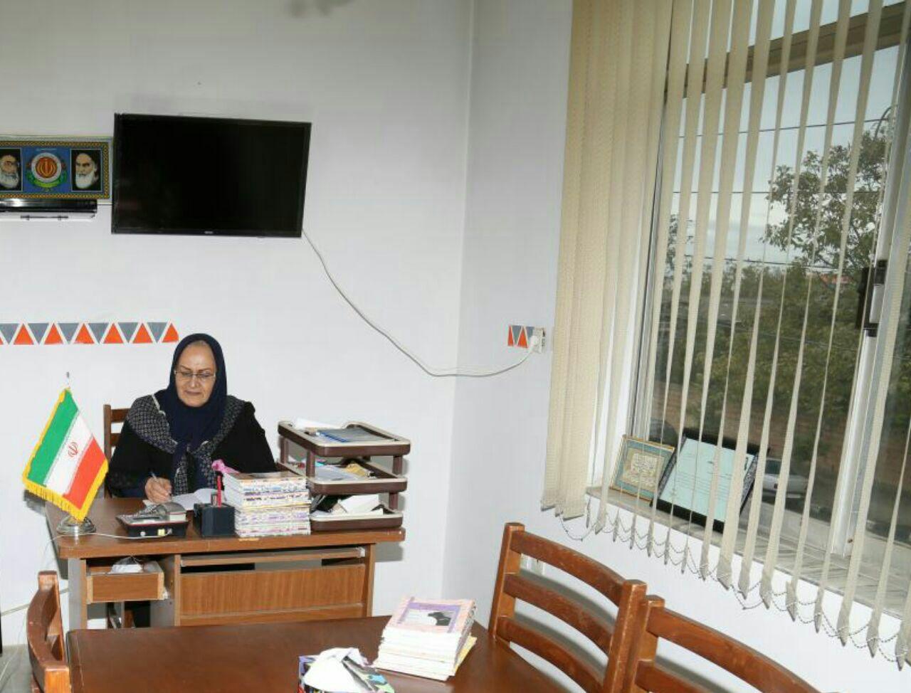افتتاح شعبه رامسر انجمن سرطان سرکار خانم فرحمند