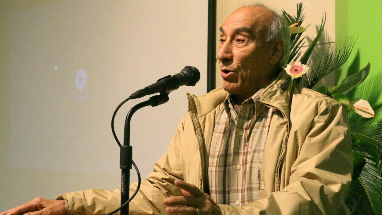 دکتر عطری  در همایش سالانه انجمن
