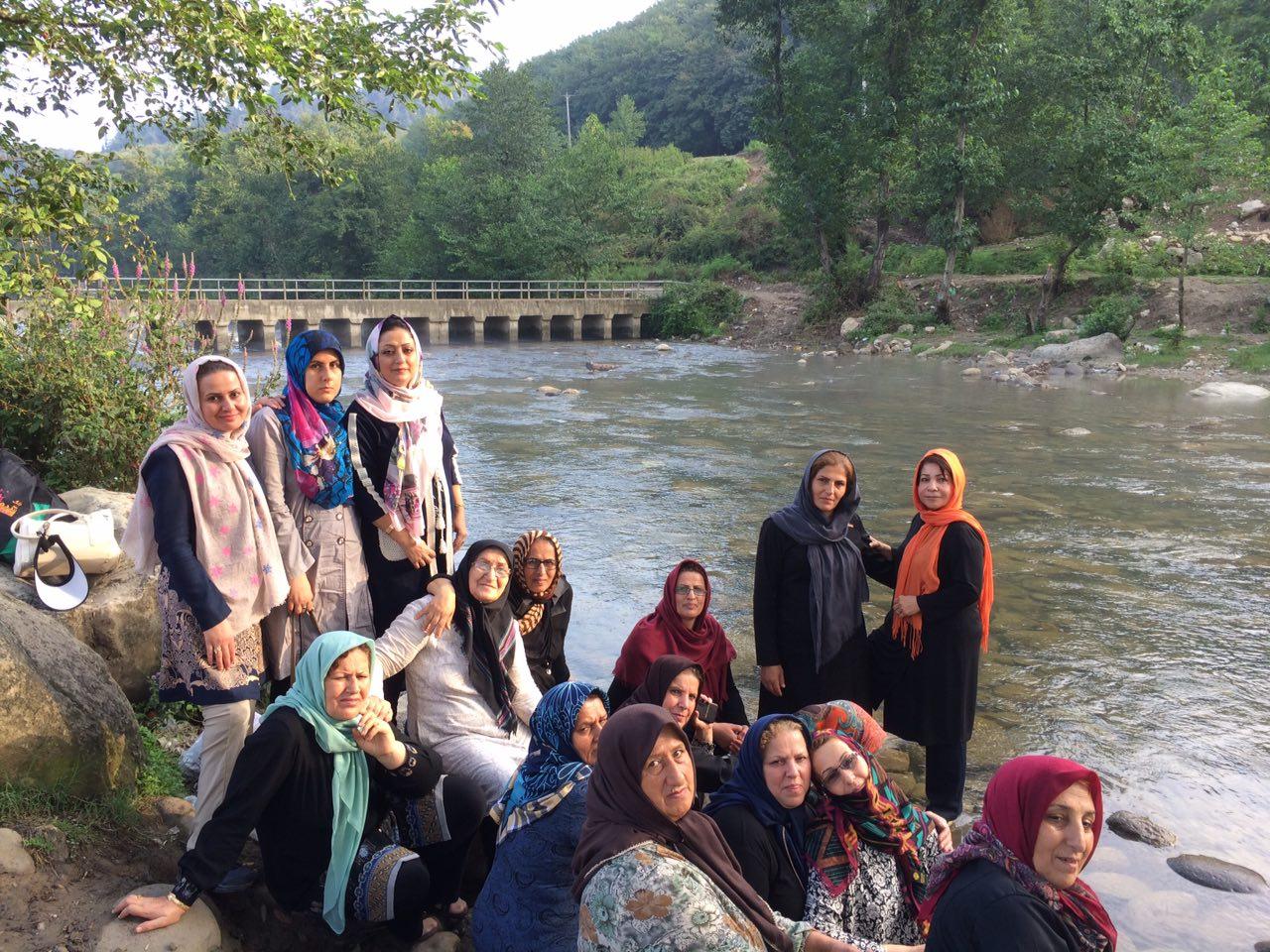 سفر طبیعت درمانی مازندران منطقه شاهکلا
